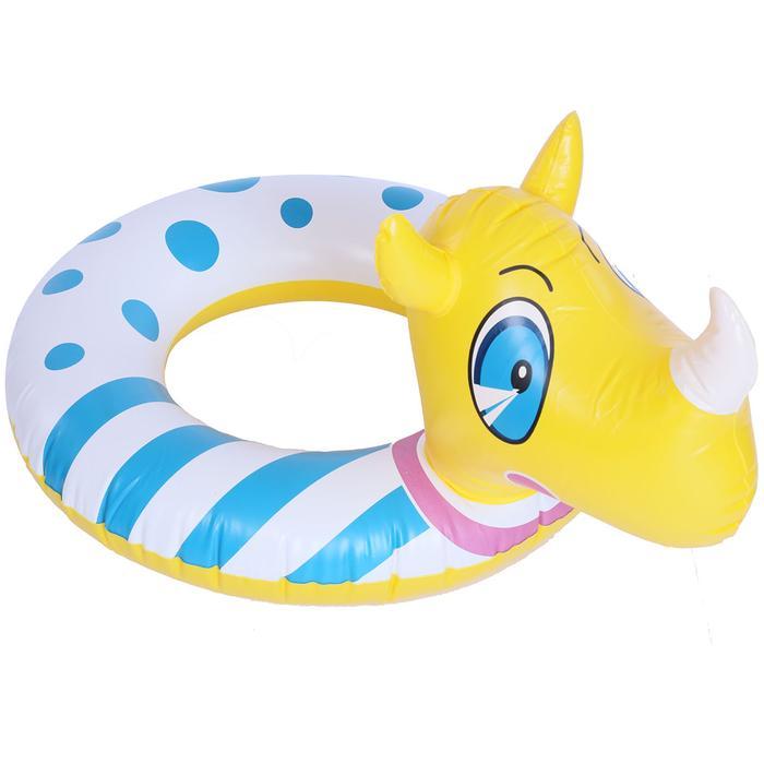 Çocuk Çok Renkli 60 cm Yüzme Simidi A070 668029