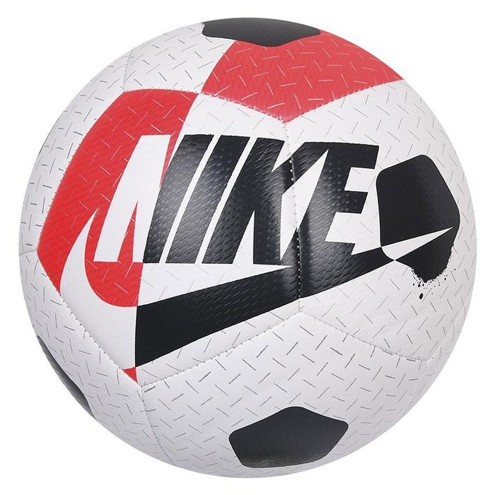 Street Akka Beyaz Futbol Topu SC3975-101 1127317