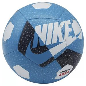 Street Akka Unisex Mavi Futbol Topu SC3975-446