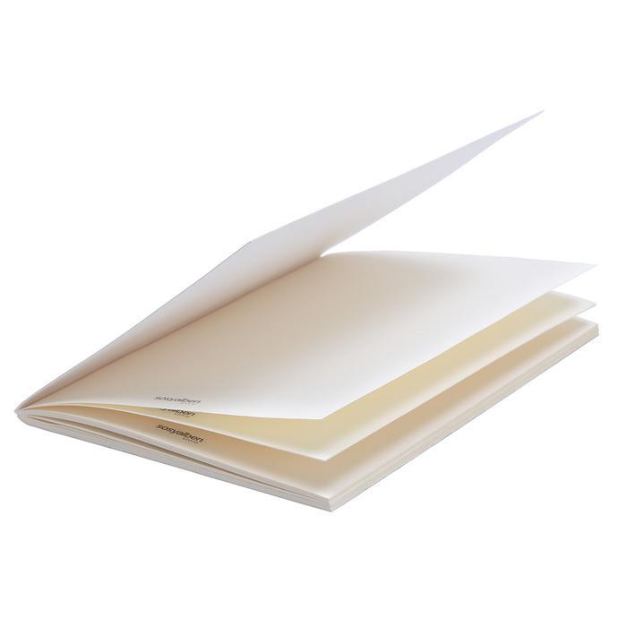 Beyaz Küçük Not Defteri 20200109-06-BEYAZ 1180743
