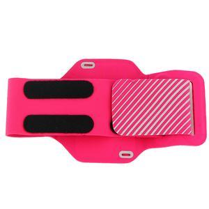 Micro Kadın Pembe Koşu Kol Bandı-Telefon Kılıfı