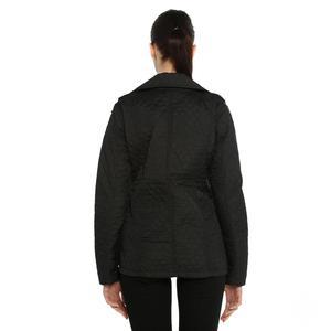 Kadın Siyah Outdoor Mont 240123-00B