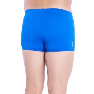 Solid Short Erkek Mavi Havuz Şortu 2A25772