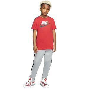 Sportswear Tee Futura Icon Çocuk Kırmızı Günlük Tişört AR5252-660