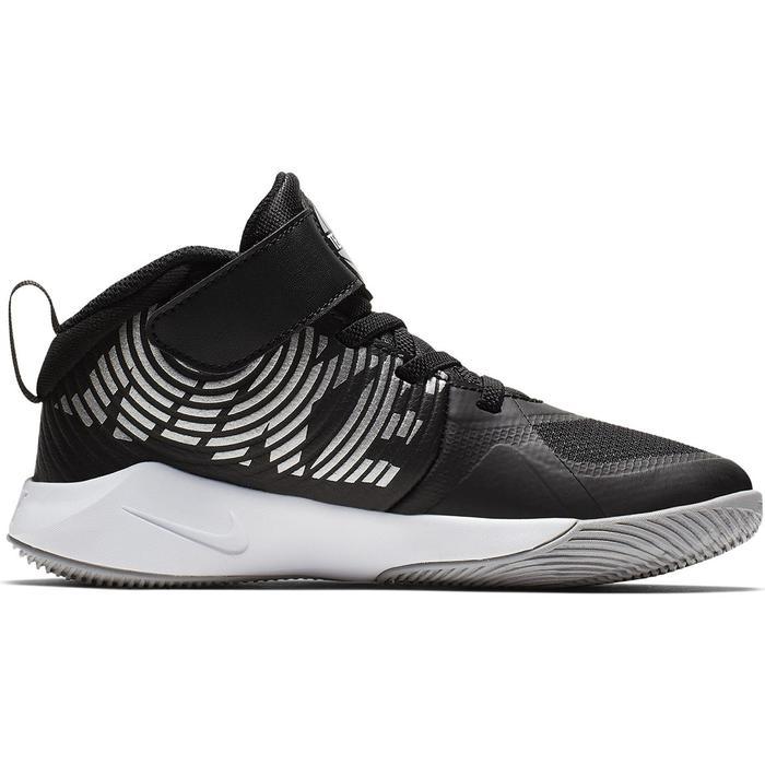 Team Hustle D 9 Çocuk Siyah Basketbol Ayakkabısı AQ4225-001 1120849