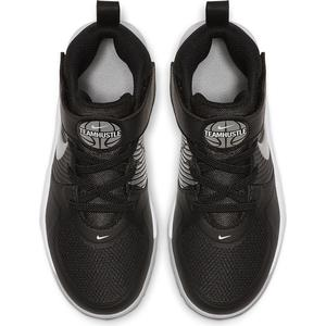 Team Hustle D 9 Çocuk Siyah Basketbol Ayakkabısı AQ4225-001