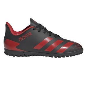 Predator Çocuk Siyah Halı Saha Futbol Ayakkabısı EF1956