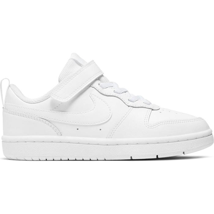 Court Borough Low 2 (Psv) Çocuk Beyaz Günlük Ayakkabı BQ5451-100 1154535
