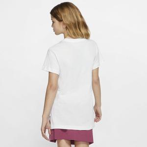 Basic Futura Çocuk Beyaz Günlük Stil Tişört AR5088-108