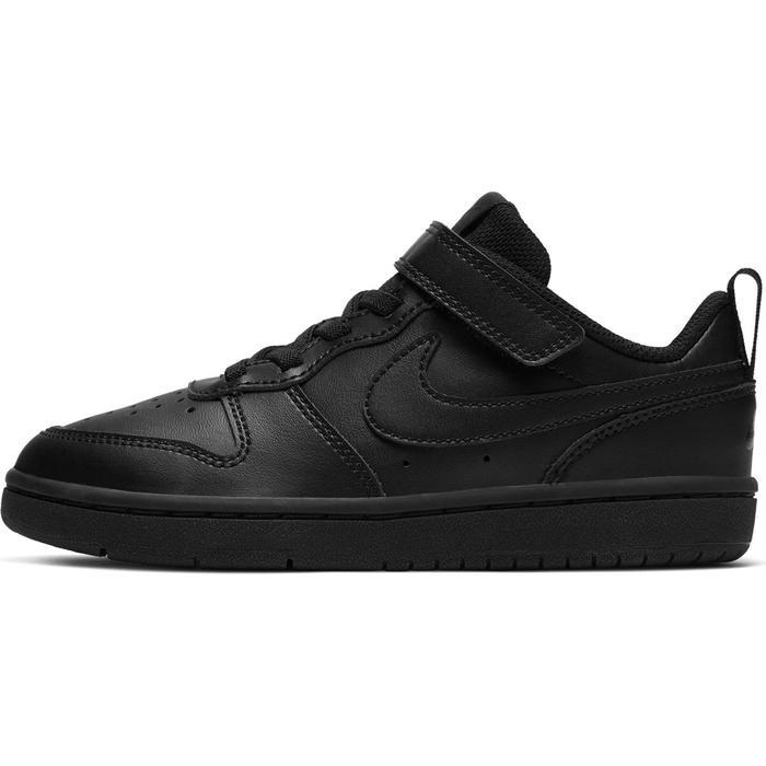 Court Borough Low 2 (Psv) Çocuk Siyah Günlük Ayakkabı BQ5451-001 1155097