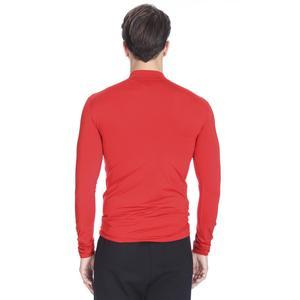 Erkek Kırmızı Uzun Kollu Boğazlı İçlik 0656513