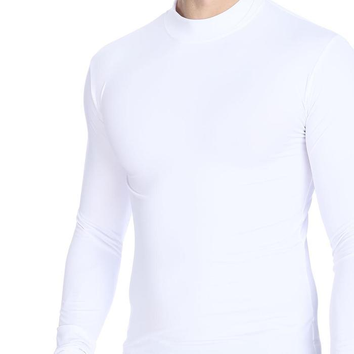 Erkek Beyaz Uzun Kollu Boğazlı İçlik 0656510 98777