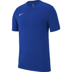TClub19 Erkek Mavi Futbol Tişört AJ1504-463
