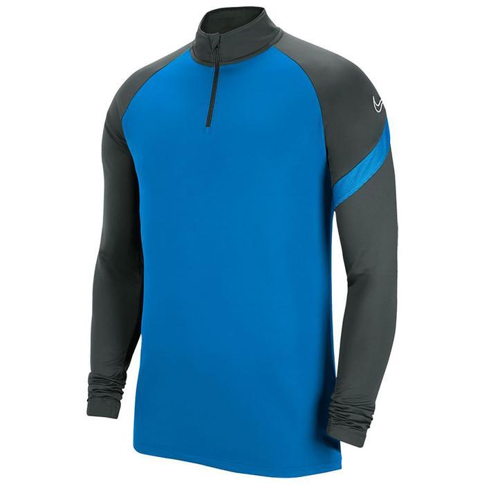 Dry-Fit Academy Erkek Mavi Uzun Kollu Futbol Tişört BV6916-406 1179746
