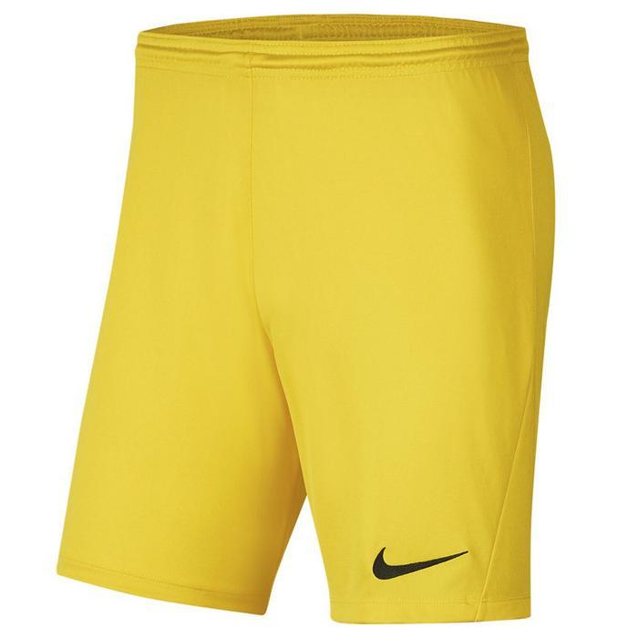 Dry Park III Erkek Sarı Futbol Şort BV6855-719 1179510