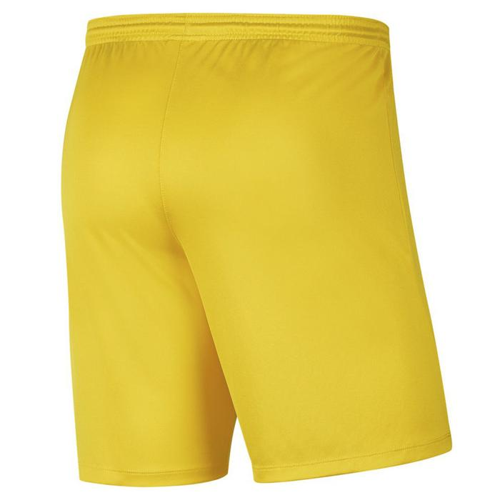 Dry Park III Erkek Sarı Futbol Şort BV6855-719 1179508