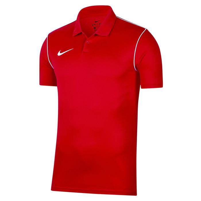 Dry Park Erkek Kırmızı Futbol Polo Tişört BV6879-657 1179612