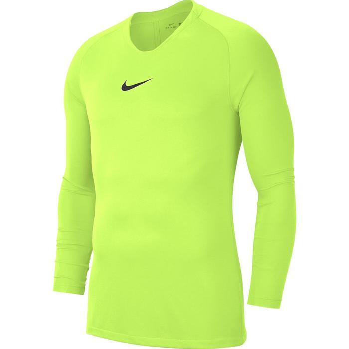 Dry Park Erkek Yeşil Futbol Uzun Kollu Tişört Av2609-702 1062023