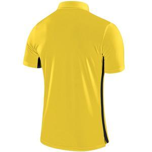 Dry Academy Erkek Sarı Futbol Polo Tişört 899984-719