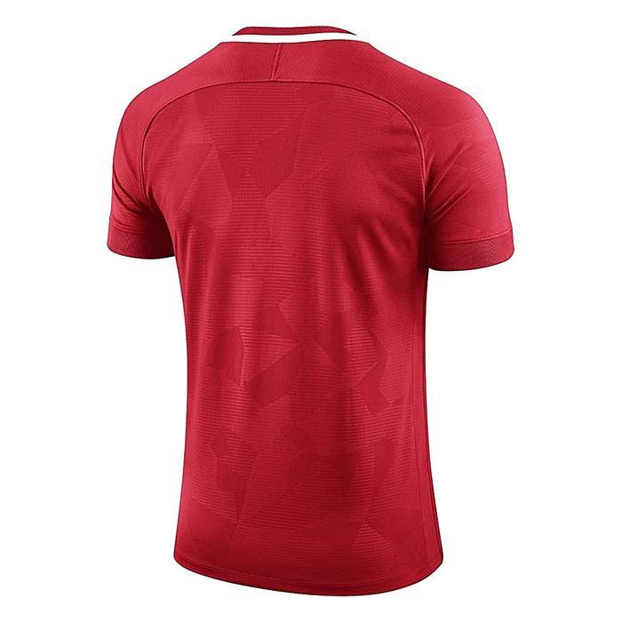 Dry Chalng II Jsy Erkek Kırmızı Futbol Forma 893964-657 1005239