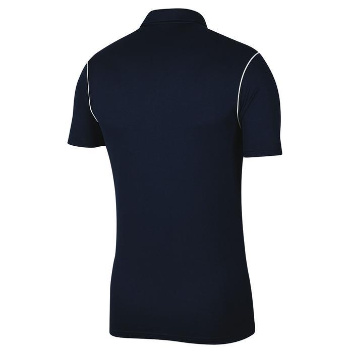 Dry Park Erkek Siyah Futbol Polo Tişört BV6879-410 1179603