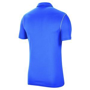 Dry Park Erkek Mavi Futbol Polo Tişört BV6879-463