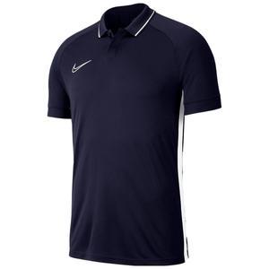 Dry Academy Erkek Lacivert Futbol Polo Tişört BQ1496-451