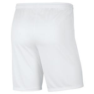 Dry Park III Erkek Beyaz Futbol Şort BV6855-100