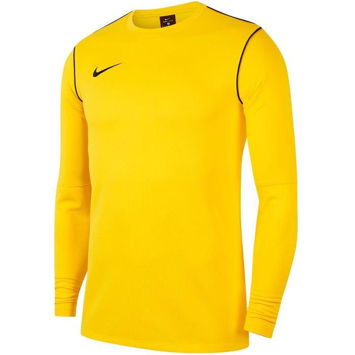 Park 20 Crew Top Erkek Sarı Futbol Uzun Kollu Tişört BV6875-719 1179575