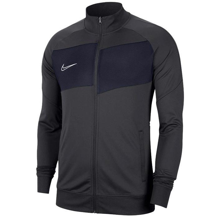 Dry Academy Pro Erkek Gri Futbol Antrenman Ceketi BV6918-062 1179783