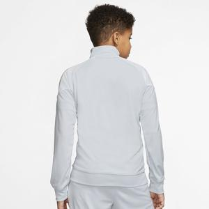 B Nk Dry Acdpr Çocuk Beyaz Futbol Ceket CD1200-100