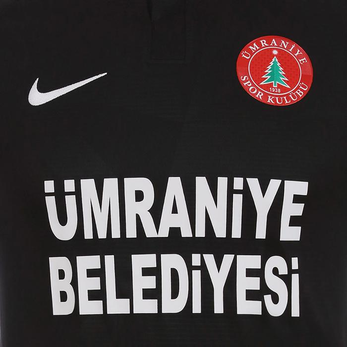 Ümraniyespor Erkek Siyah Futbol Forma 893964-010-UMR 1088491