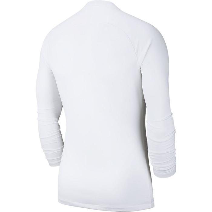 Dry Park Erkek Beyaz Futbol Uzun Kollu Tişört AV2609-100 1061979