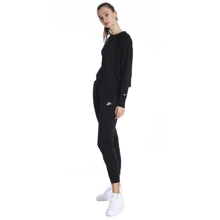 Sportswear Essential Fleece Kadın Siyah Eşofman Altı BV4095-010 1142847
