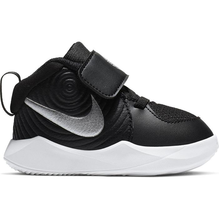 Team Hustle D 9 (Td) Çocuk Siyah Basketbol Ayakkabısı AQ4226-001 1123485