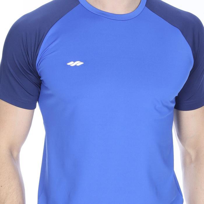 Spt Erkek Mavi Koşu Tişört TK17KMP16-0SX-SP 1281846