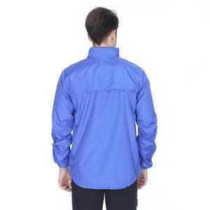 Spt Erkek Mavi Koşu Yağmurluk TK17KMP05-0SX-SP