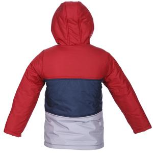 Çocuk Çok Renkli Kapüşonlu Outdoor Mont B10008-RNK