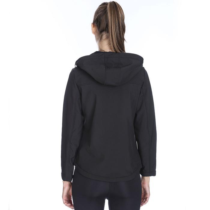 Kadın Siyah Kapüşonlu Outdoor Mont 710755-SYH 1111578