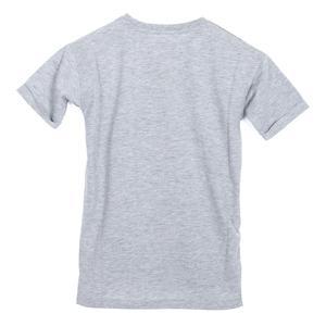 Boypenone Çocuk Gri Koşu Tişört B10005-GML