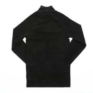 Çocuk Siyah İçlik Tek Üst 710481-00B