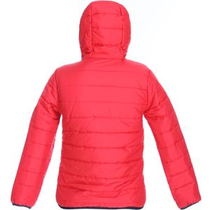 Çocuk Kırmızı Kapüşonlu Outdoor Mont B10009-KRM