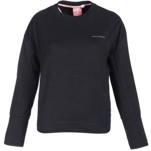 2X i-Lock Kadın Siyah Günlük Stil Sweatshirt S192201-001