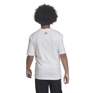 Yb id Stadium Çocuk Beyaz Antrenman Tişört DV1686