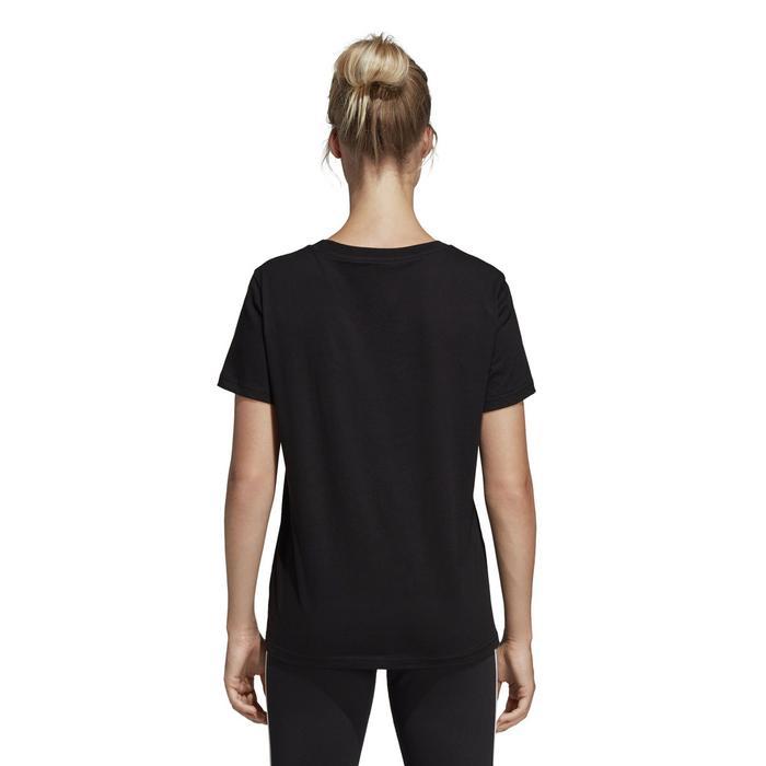 E Lin Slim T Kadın Siyah Günlük Stil Tişört DP2361 1147623