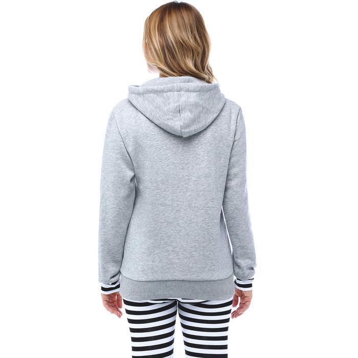Unisex Gri Antrenman Sweatshirt WHD1S16 1117764