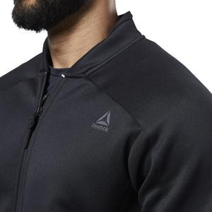 Ost Spacer Erkek Siyah Ceket EC0996