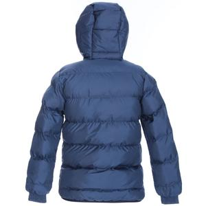 Çocuk Lacivert Kapüşonlu Outdoor Mont B10007-LCV
