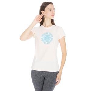 Polbaswom Kadın Pembe Koşu Tişört M10009-LTT