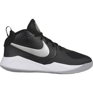 Team Hustle D9 (Gs) Unisex Siyah Basketbol Ayakkabısı AQ4224-001